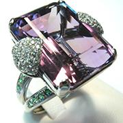 metista e diamanti